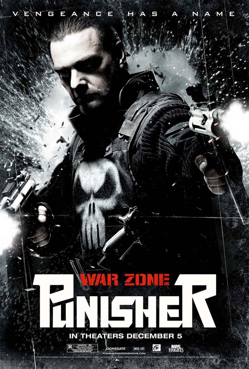 Punisher Triple Feature! – Pompous Film Snob