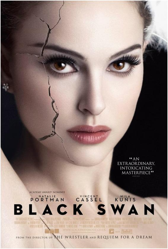 mila kunis back tattoo in black swan. Mila Kunis, Winona Ryder,