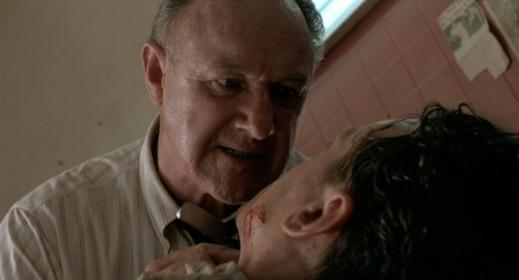Image result for gene hackman faces of rage